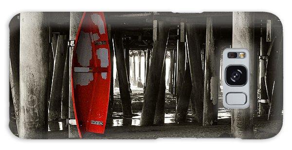 Little Red Boat IIi Galaxy Case