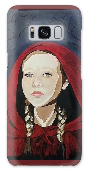 Little Red Riding Hood Galaxy Case