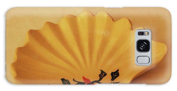 Little Shell Plate Galaxy Case by Itzhak Richter