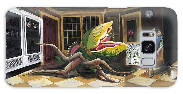 Little Shop Of Horrors Galaxy Case