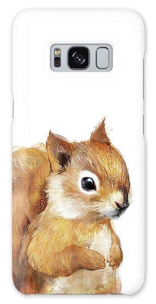 Squirrel Galaxy Case - Little Squirrel by Amy Hamilton