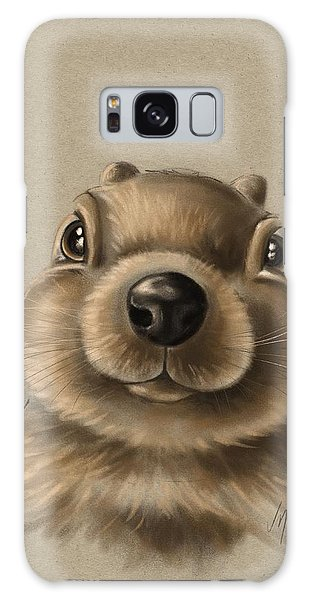 Wall Paper Galaxy Case - Little Squirrel by Veronica Minozzi
