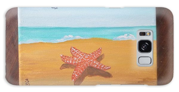 Little Star Fish Galaxy Case