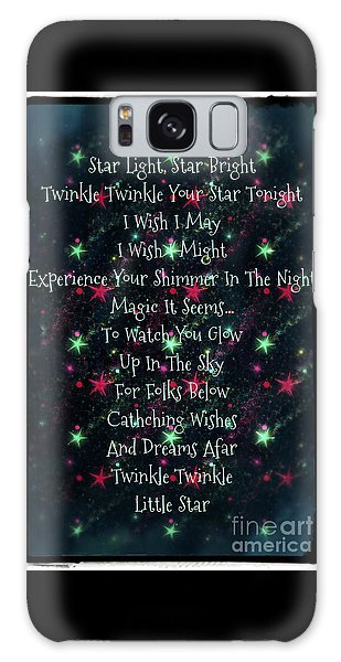 Little Star  Galaxy Case