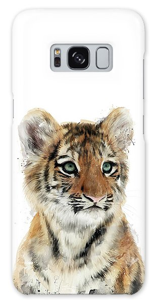 Tiger Galaxy Case - Little Tiger by Amy Hamilton