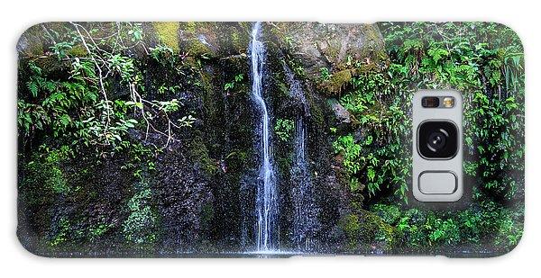 Little Waterfall Galaxy Case