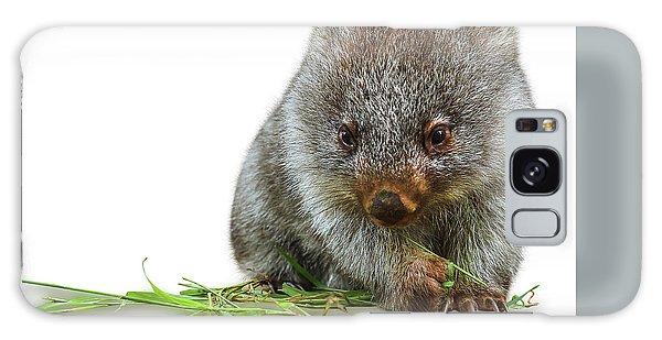 Little Wombat Galaxy Case