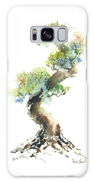 Little Zen Tree 1692 Galaxy Case