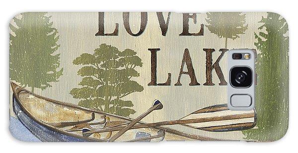 Stream Galaxy Case - Live, Love Lake by Debbie DeWitt