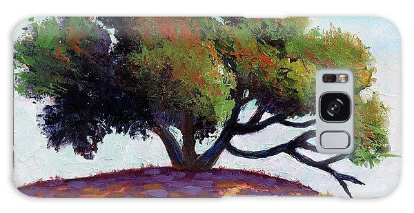 Live Oak Tree Galaxy Case