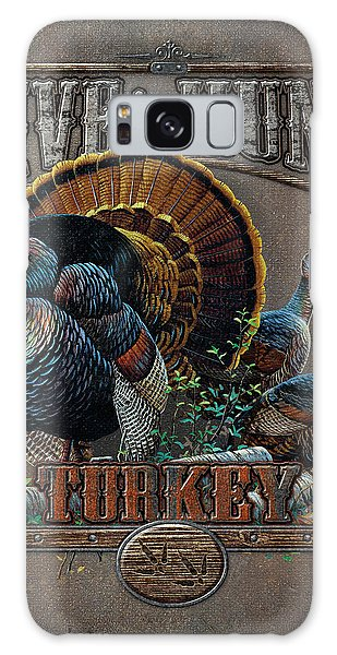 Live To Hunt Turkey Galaxy Case