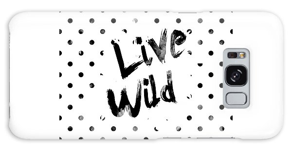 Live Wild Galaxy Case by Pati Photography
