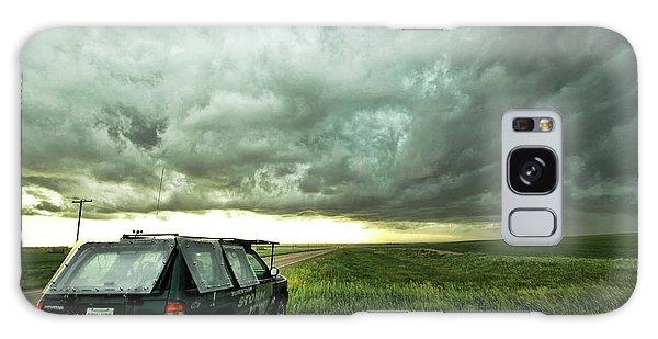 Living Saskatchewan Sky Galaxy Case