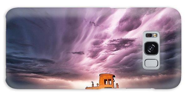 Living Sky In Nebraska Galaxy Case