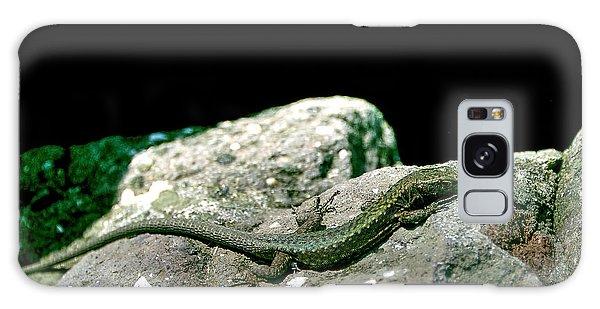 Lizard Galaxy Case by Gouzel -