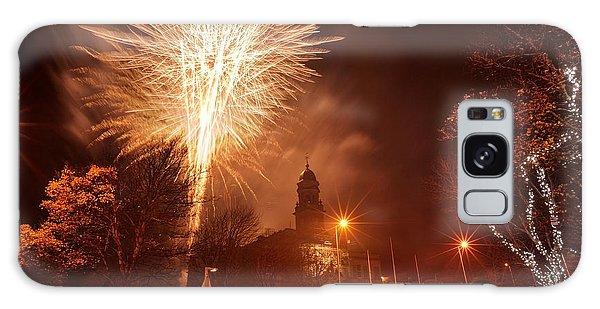 Llanelli Fireworks Galaxy Case
