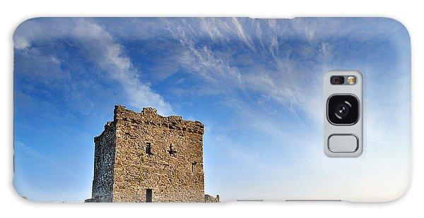 Llansteffan Castle 1 Galaxy Case
