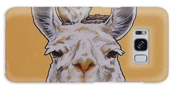 Llois The Llama Galaxy Case