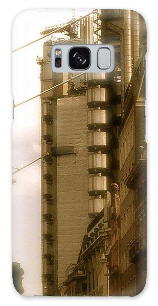 Lloyds Of London Building Galaxy Case