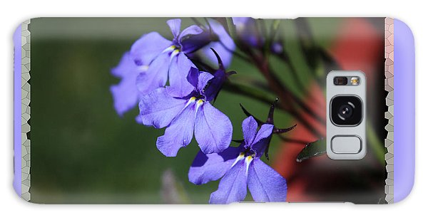 Lobelia Galaxy Case