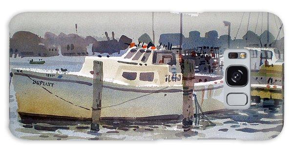 Lobster Boats In Shark River Galaxy Case