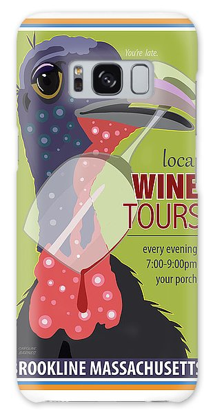 Local Wine Tours Galaxy Case