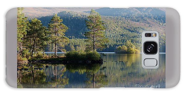 Loch An Eilein - Cairngorms National Park Galaxy Case