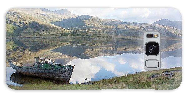 Loch Beg Reflects Galaxy Case