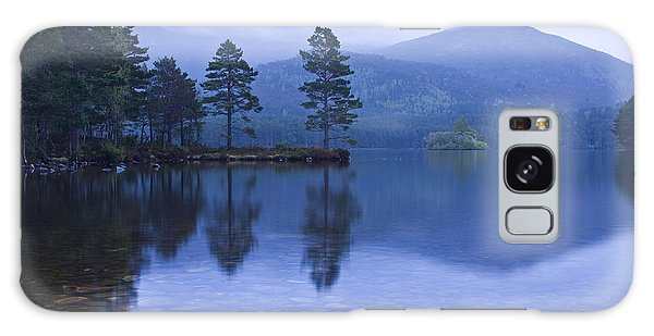 Loch Garten In The Cairngorms Scotland Galaxy Case by Gabor Pozsgai