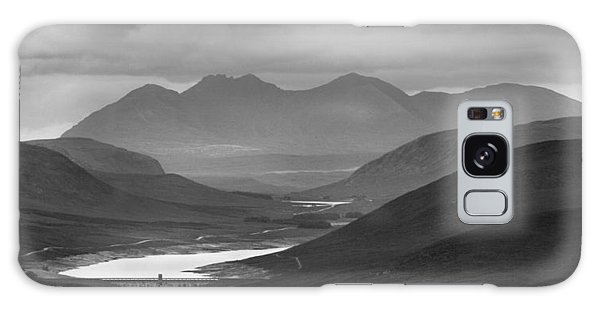Loch Glascarnoch And An Teallach Galaxy Case