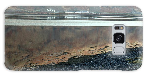 Loch Linnhe Reflection Galaxy Case