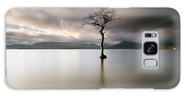 Loch Lomond Lone Tree Galaxy Case
