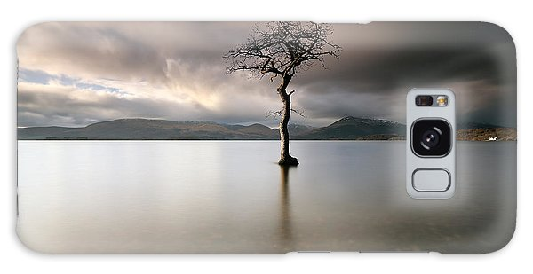 Loch Lomond Lone Tree Galaxy Case