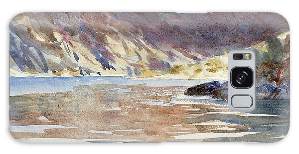 Impressionistic Galaxy Case - Loch Moidart by John Singer Sargent