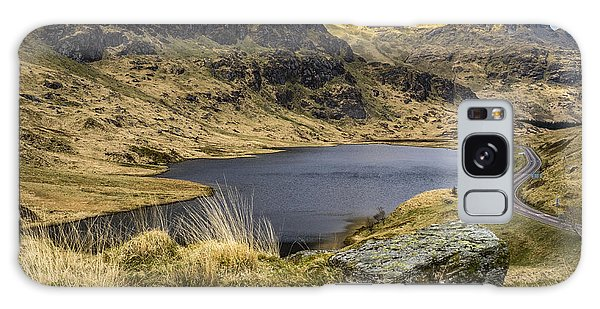Loch Restil From Rest And Be Thankful Galaxy Case