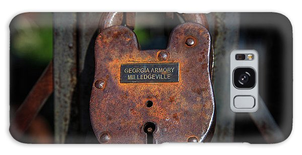 Galaxy Case featuring the photograph Locked Up Tight by Doug Camara