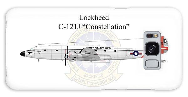 Lockheed C-121j Constellation Galaxy Case