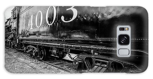 Locomotive Engine Galaxy Case