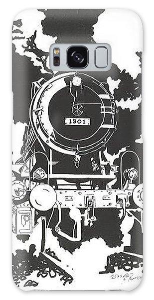 Galaxy Case - Locomotive by Jacki Randall