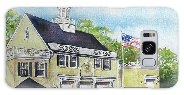 Locust Valley Firehouse Galaxy Case