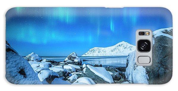 Lofoten Aurora Galaxy Case