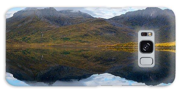 Lofoten Lake Galaxy Case