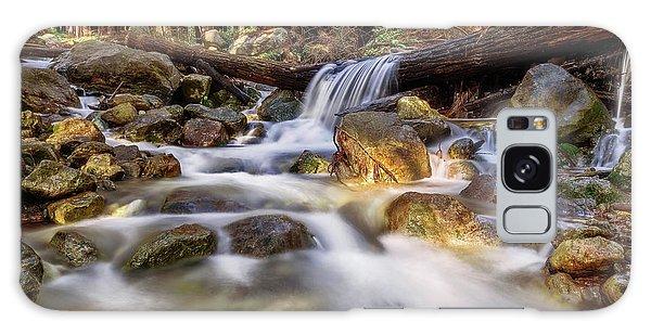 Log Falls On Limekiln Creek Galaxy Case