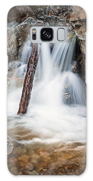 Log In The Waterfall Galaxy Case