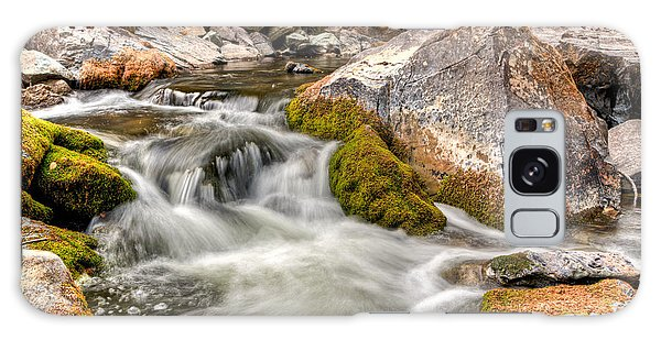 Logan Creek, Montana 2 Galaxy Case