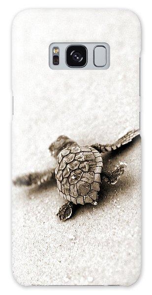Turtle Galaxy Case - Loggerhead by Michael Stothard