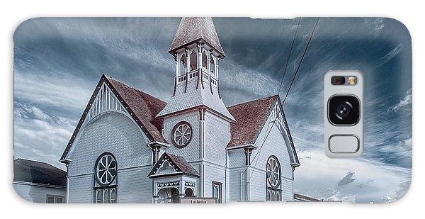 Loleta Church Galaxy Case by Greg Nyquist