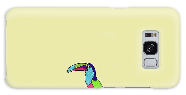 Lolipop Bird Galaxy Case