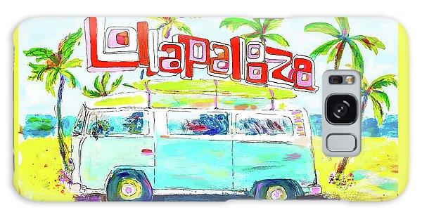 Lollapalooza Galaxy Case