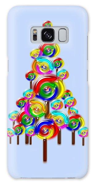 Lollipop Tree Galaxy Case